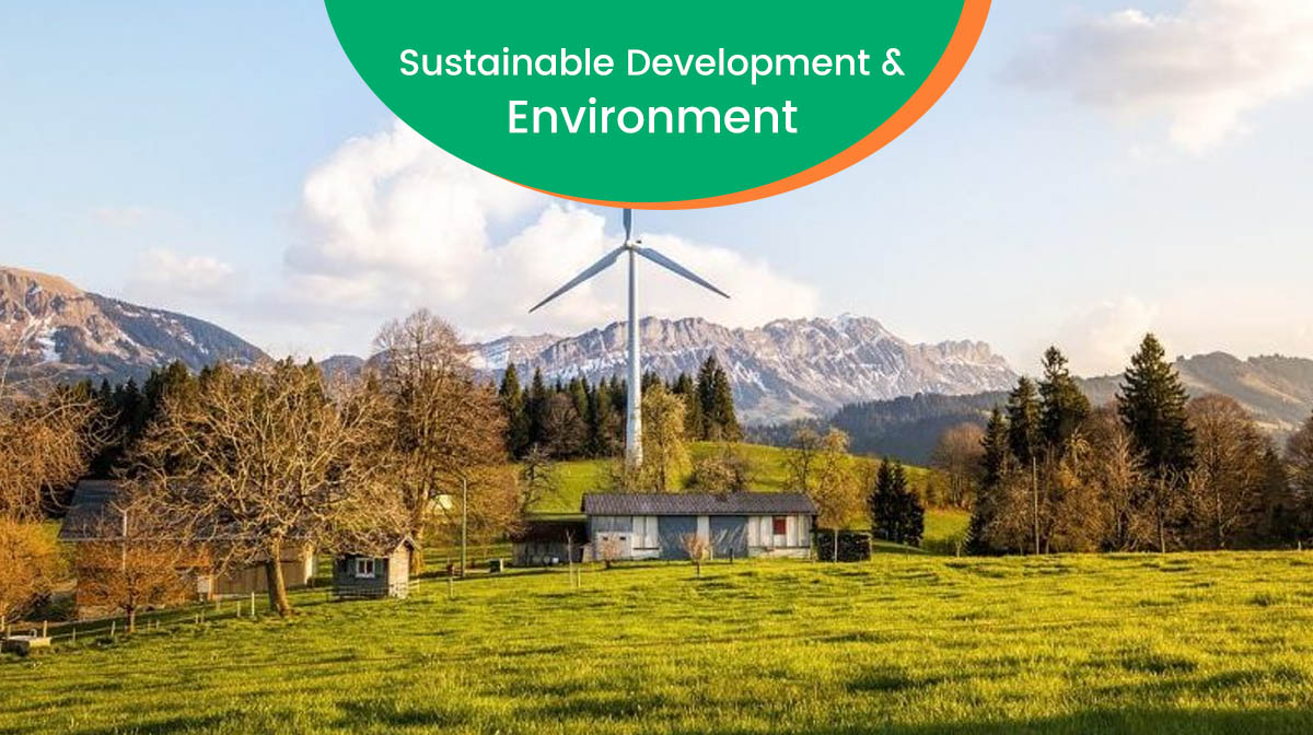 Sustainable Development and Environmental
